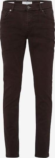 BRAX Jeans 'Chuck' in dunkelbraun, Produktansicht