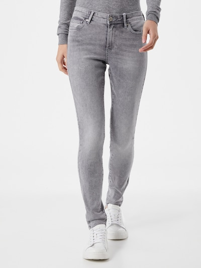 ONLY Jeans 'Wauw' in grey denim, Modelansicht
