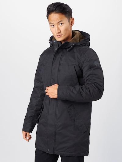 Cappotto invernale Q/S designed by di colore nero, Visualizzazione modelli