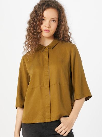 Marc O'Polo DENIM Bluza | temno rumena barva, Prikaz modela