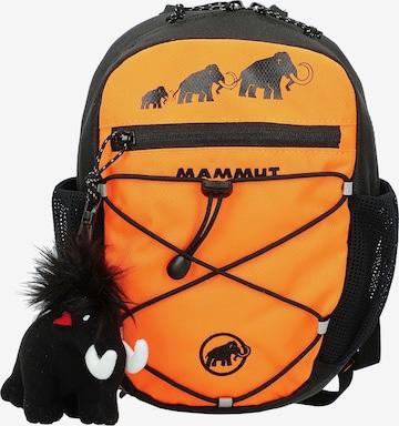 MAMMUT Sports Backpack in Orange