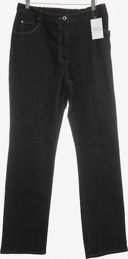 Ulla Popken Five-Pocket-Hose in XL in schwarz, Produktansicht