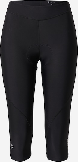 ZIENER Sports trousers 'NEBIA' in Black / White, Item view