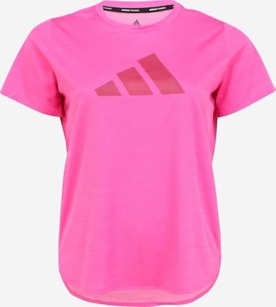 ADIDAS PERFORMANCE Functioneel shirt in de kleur Pink / Donkerroze, Productweergave