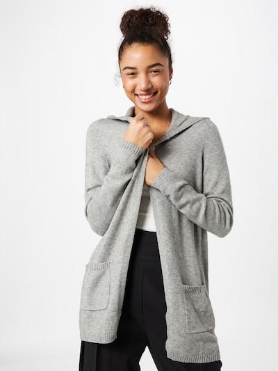 ONLY Strickjacke in grau, Modelansicht
