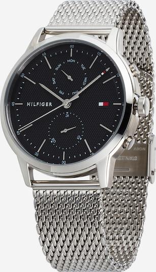 Analoginis (įprasto dizaino) laikrodis 'EASTON' iš TOMMY HILFIGER , spalva - juoda / sidabrinė, Prekių apžvalga