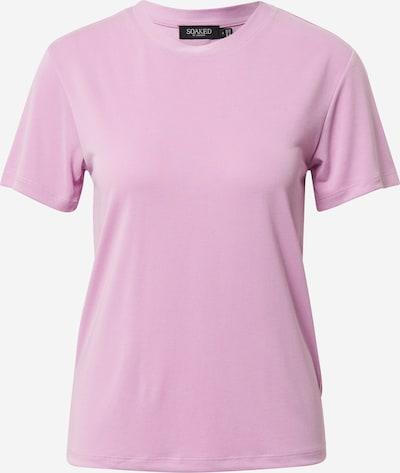 SOAKED IN LUXURY T-shirt 'Columbine' en lilas, Vue avec produit
