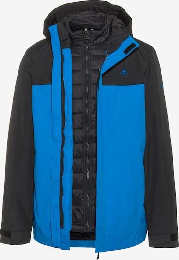 OCK Doppeljacke in blau / schwarz, Produktansicht