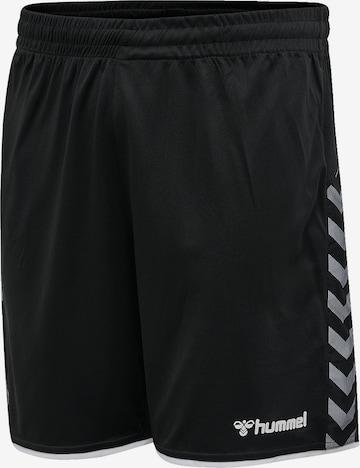 Hummel Workout Pants in Black