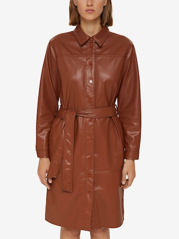 Esprit Collection Blousejurk in Bruin