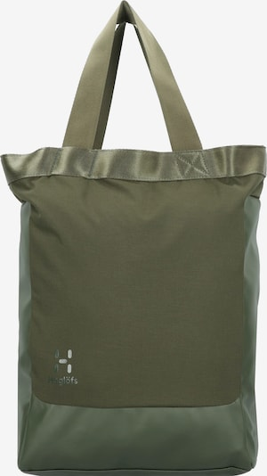 Haglöfs Shopper 'Ebeko' in de kleur Kaki, Productweergave