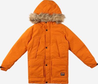 Geacă de primăvară-toamnă 'SUPER' Jack & Jones Junior pe portocaliu, Vizualizare produs