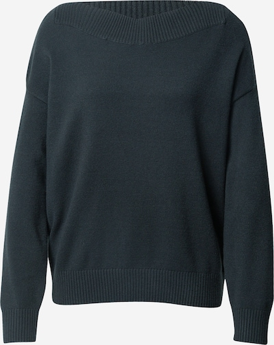 STREET ONE Pullover in dunkelgrün, Produktansicht