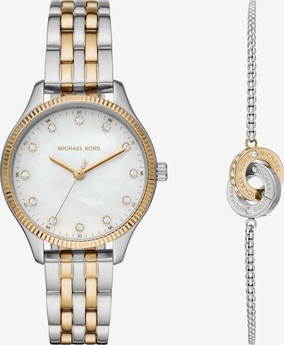 Michael Kors Michael Kors Damen-Uhren-Sets Analog Quarz ' ' in gold / silber, Produktansicht