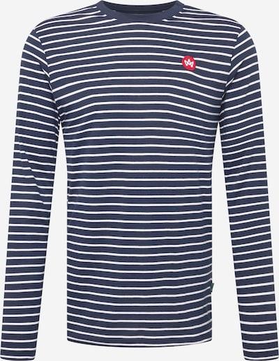 Kronstadt Shirt in dunkelblau / rot / weiß, Produktansicht