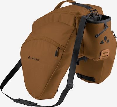 VAUDE Sporttasche 'Silkroad Plus' in braun / schwarz, Produktansicht