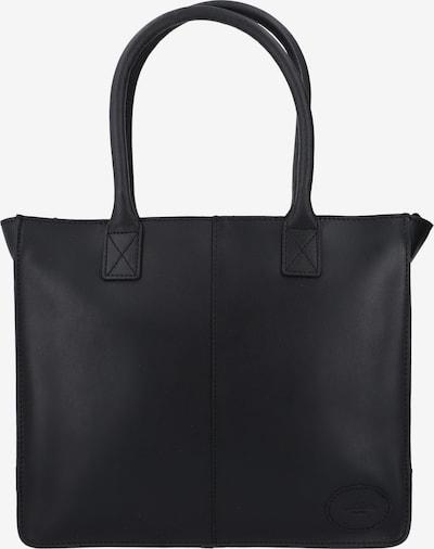 Gusti Leder Shopper in schwarz, Produktansicht