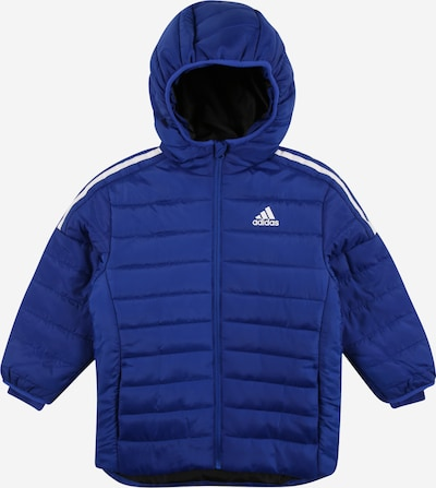 ADIDAS PERFORMANCE Sport-Jacke in blau / weiß, Produktansicht