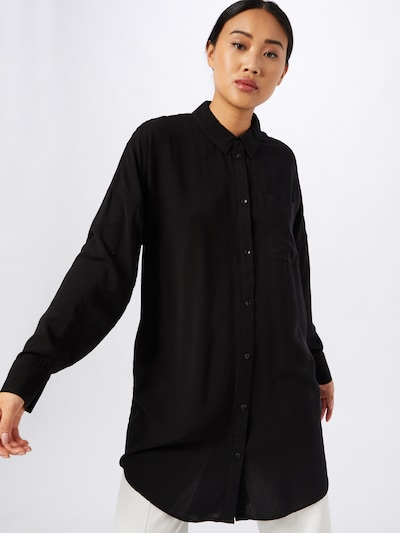 Noisy may Blouse in Black, View model