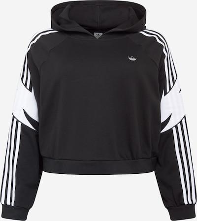 ADIDAS ORIGINALS Sportsweatshirt in schwarz, Produktansicht