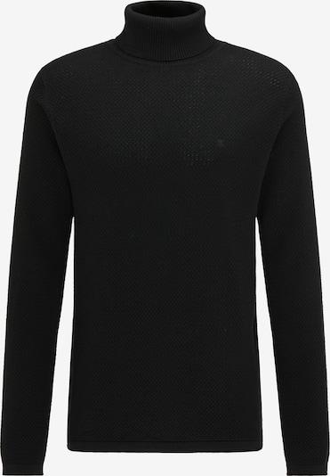 TUFFSKULL Pull-over en noir, Vue avec produit