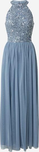 LACE & BEADS Robe 'Avalon' en bleu, Vue avec produit