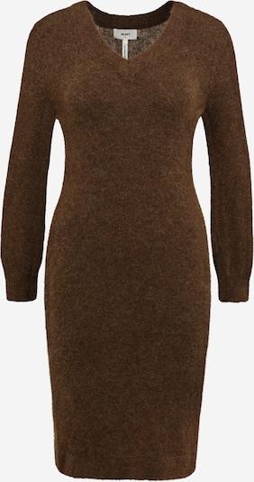 OBJECT Petite Kleid 'NETE' in braun, Produktansicht