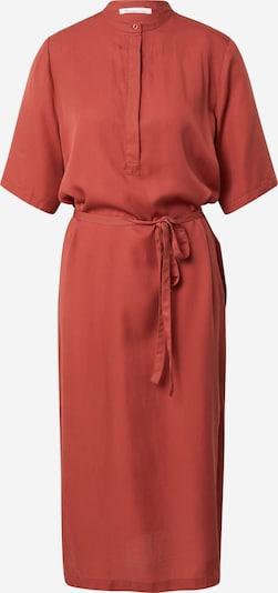 KnowledgeCotton Apparel Robe-chemise 'ORCHID' en rouge pastel, Vue avec produit