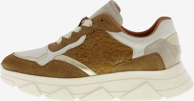Tango Sneakers 'Kady' in Beige / Cognac / White, Item view