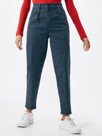 Goldgarn Jeans 'OSTSTADT' in taubenblau, Modelansicht