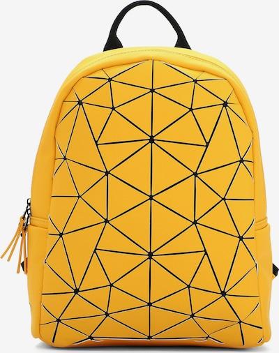 Suri Frey Sac à dos 'Jessy-Lu ' en jaune / noir, Vue avec produit