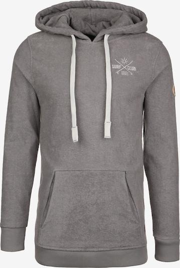 VAN ONE Sweatshirt 'Surf Sun Wave' in de kleur Grijs, Productweergave