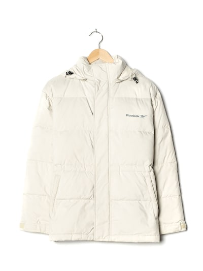 Reebok Sport Jacket & Coat in L-XL in natural white, Item view