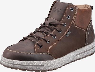 RIEKER Lace-up boots in Brown, Item view
