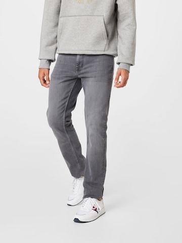 TOMMY HILFIGER Jeans 'DENTON' in Grau