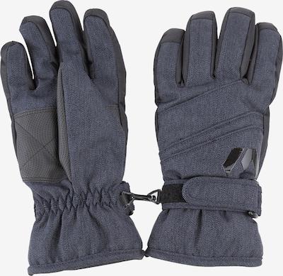 Whistler Skihandschuhe 'RUMI Melange Ski Gloves' in navy, Produktansicht