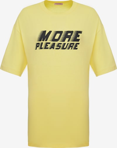 Grimelange Longshirt 'Pleasure' in gelb, Produktansicht