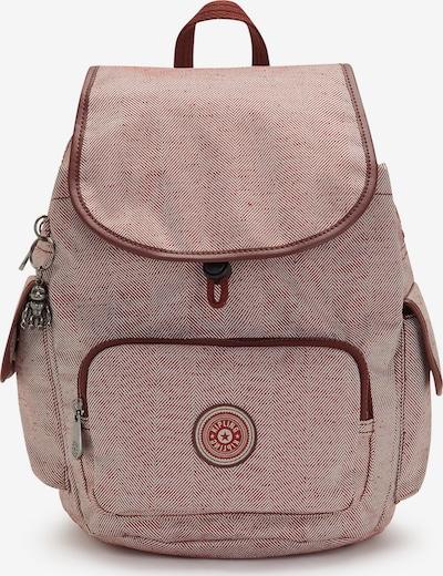 KIPLING Backpack 'Peppery' in mottled red, Item view