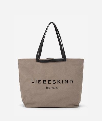 Liebeskind Berlin Shopper in taupe, Produktansicht