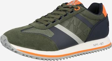 NAPAPIJRI Sneaker 'LARCH' in Grün