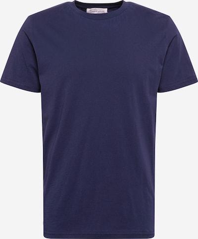 Tricou By Garment Makers pe navy, Vizualizare produs