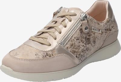 MEPHISTO Sneaker 'Monia' in beige / nude / gold / rosa, Produktansicht