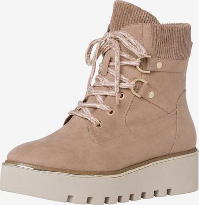 Suvarstomieji batai iš TAMARIS , spalva - šviesiai ruda, Prekių apžvalga