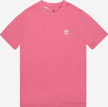 T-Shirt ADIDAS ORIGINALS en rose