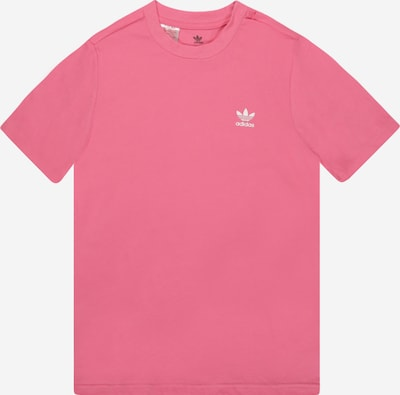 ADIDAS ORIGINALS Shirt in Pink / White, Item view