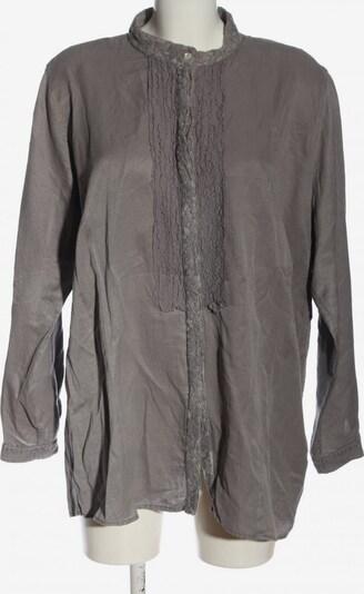 FRAPP Hemd-Bluse in 4XL in hellgrau, Produktansicht