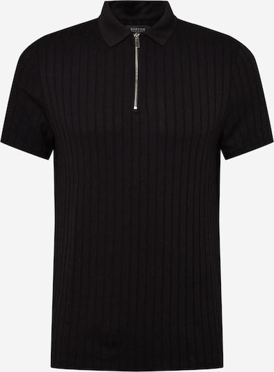 BURTON MENSWEAR LONDON Shirt in schwarz, Produktansicht