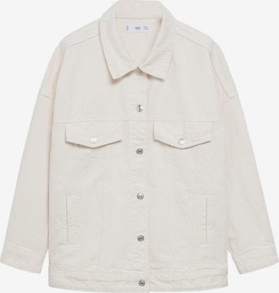 MANGO Jacke in weiß, Produktansicht