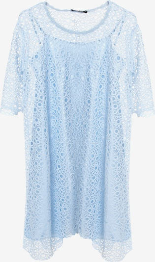 Madam-T Kleid 'Shelby' in blau, Produktansicht