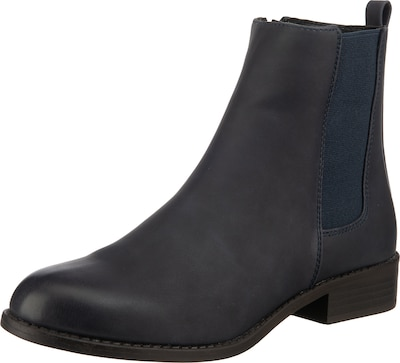 ambellis Chelsea Boots in dunkelblau, Produktansicht